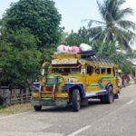Información Útil: Transporte por carretera en Filipinas