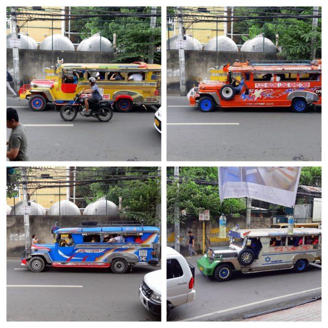 Autobuses urbanos Filipinas