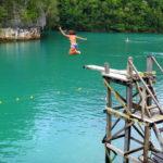 Sugba Lagoon, uno de los lugares más fotografiados de Siargao