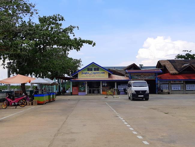 Precios excursión a Sugba Lagoon