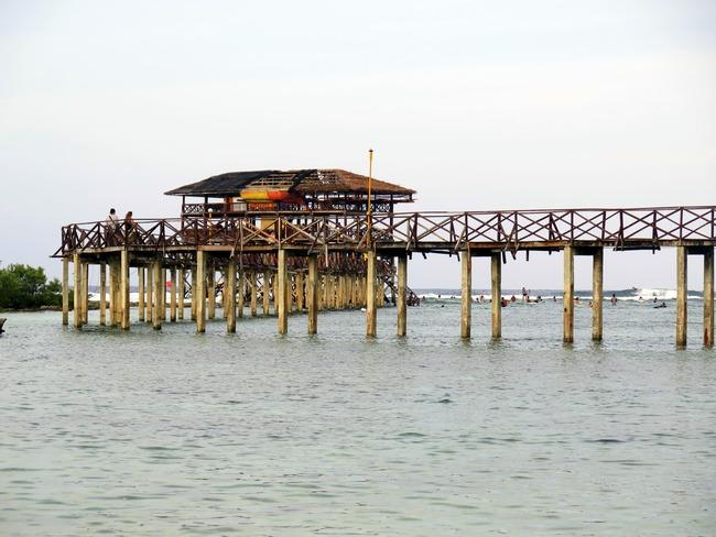 El Mejor lugar para hacer surf en Filipinas
