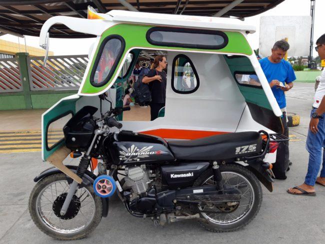 Cuánto vale un triciclo en Filipinas