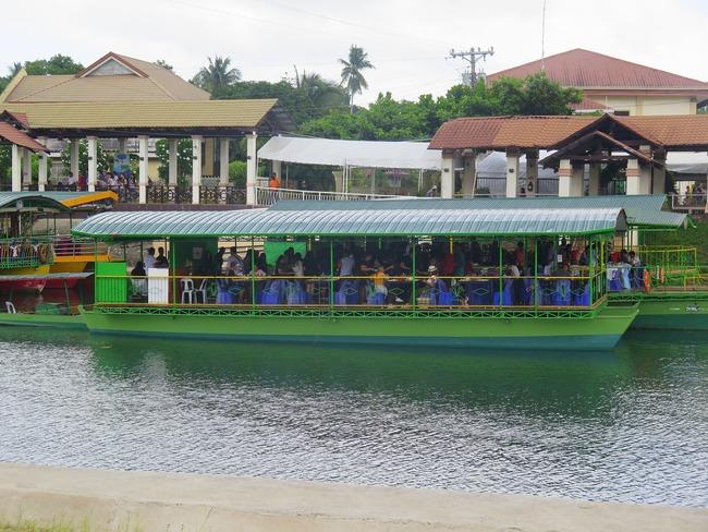Actividades turísticas Bohol