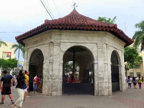 Visitar la Cruz de Magallanes en Cebú