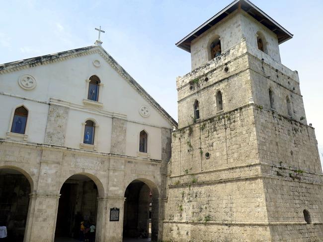 Las mejores iglesias de Bohol