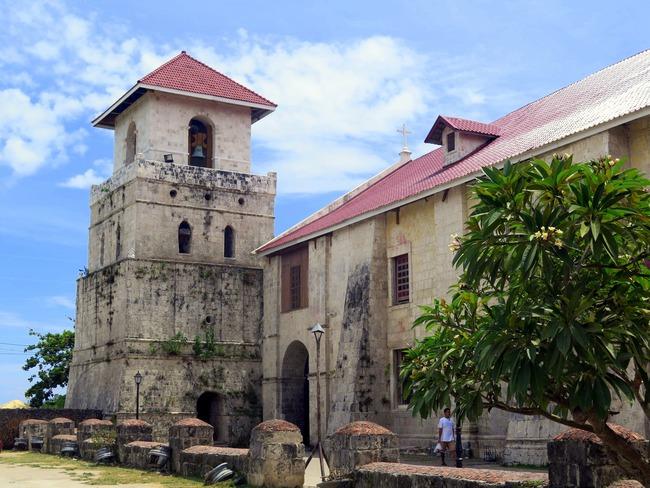 Iglesias Jesuitas de Filipinas