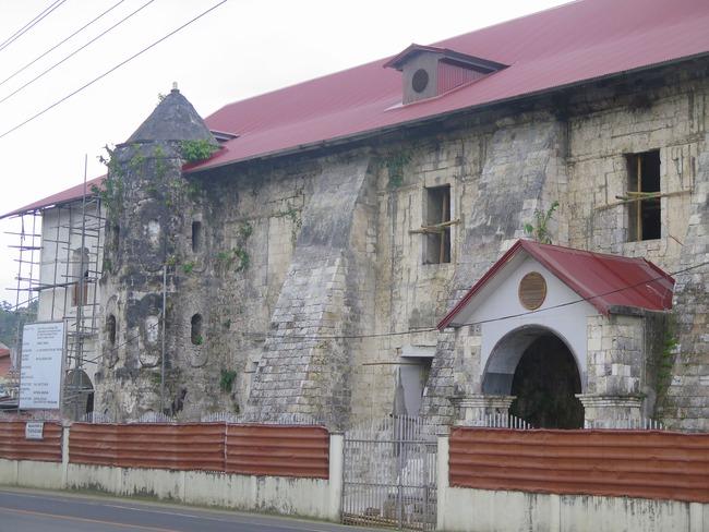 Restauración de Iglesias en Bohol tras el terremoto de 2013