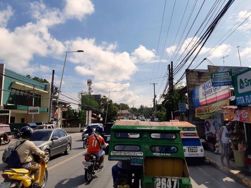 Cómo moverse por Bohol