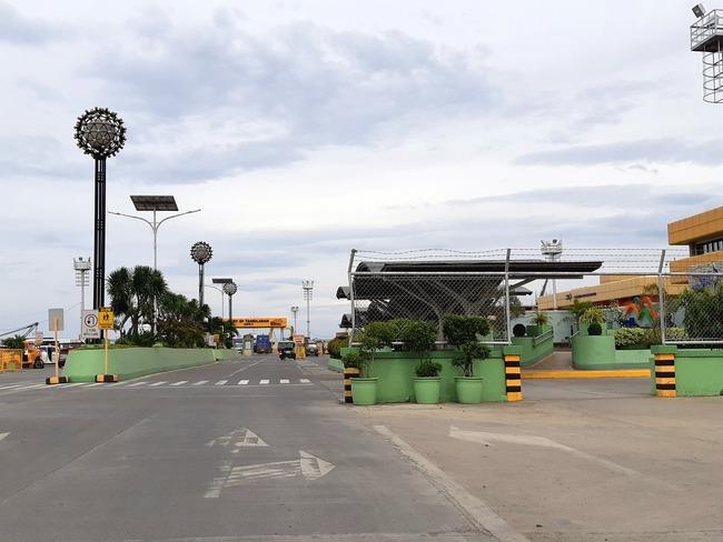 Instalaciones portuarias en Tagbilaran