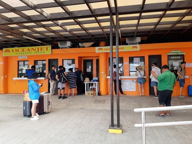 Principales compañías ruta Cebú Bohol