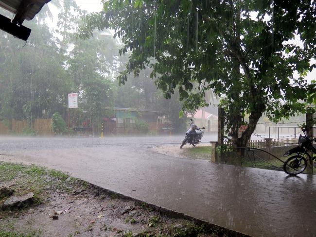 Lluvia Filipinas