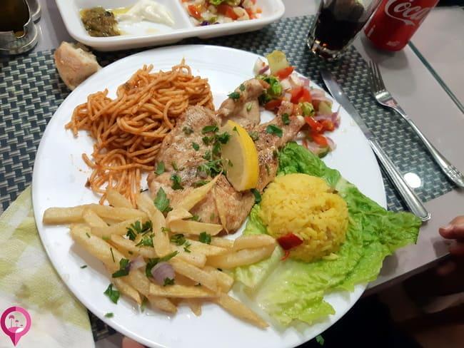 Restaurantes Kairuán