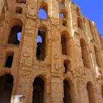 El anfiteatro de El Djem, el mayor coliseo de África