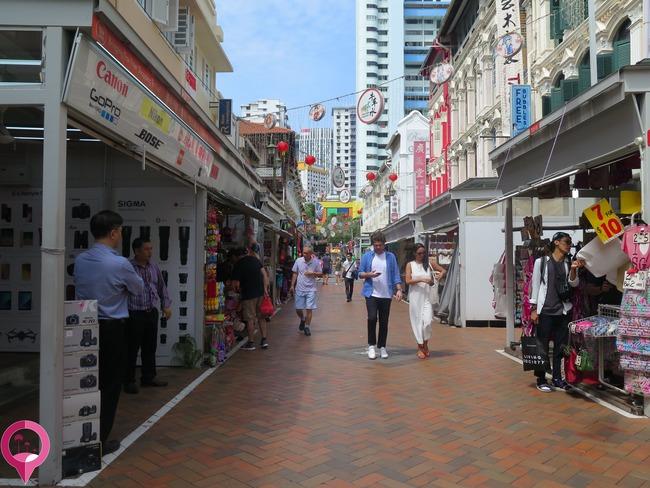 Compras en Singapur
