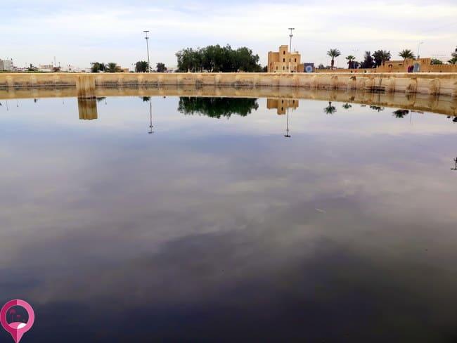 Complejo Hidráulico Aglabí en Kairuán