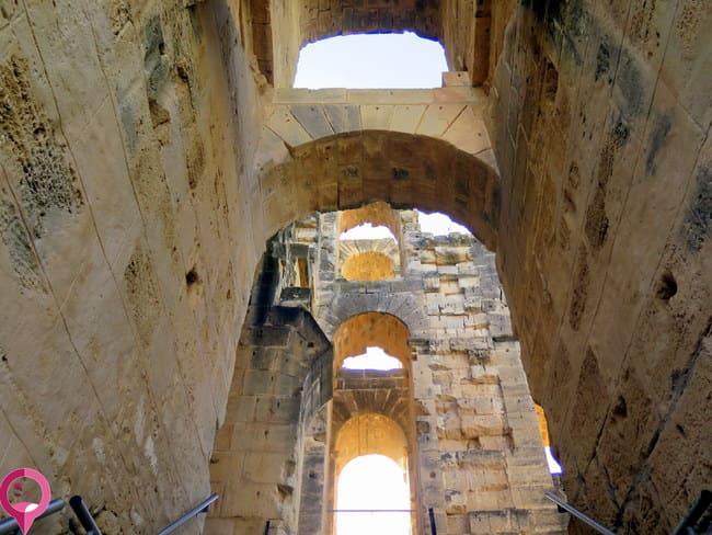 Ruinas Romanas Túnez