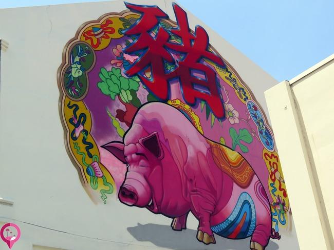 Arte Urbano Singapur