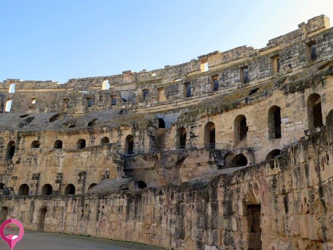 Anfiteatro Romano Túnez