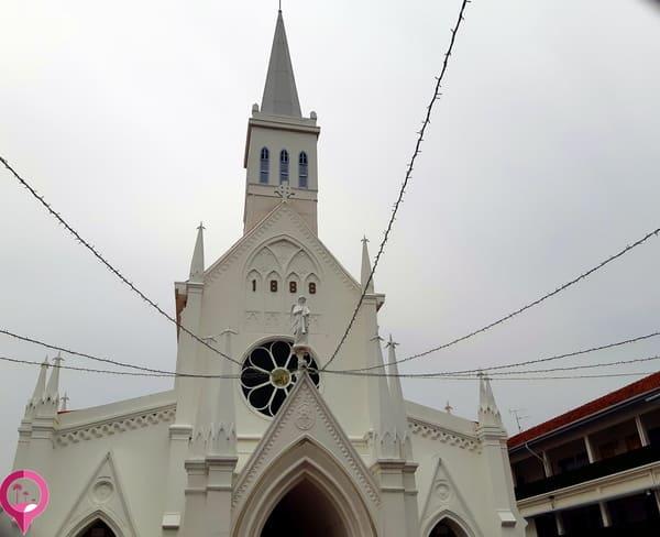 Arquitectura Colonial Singapur