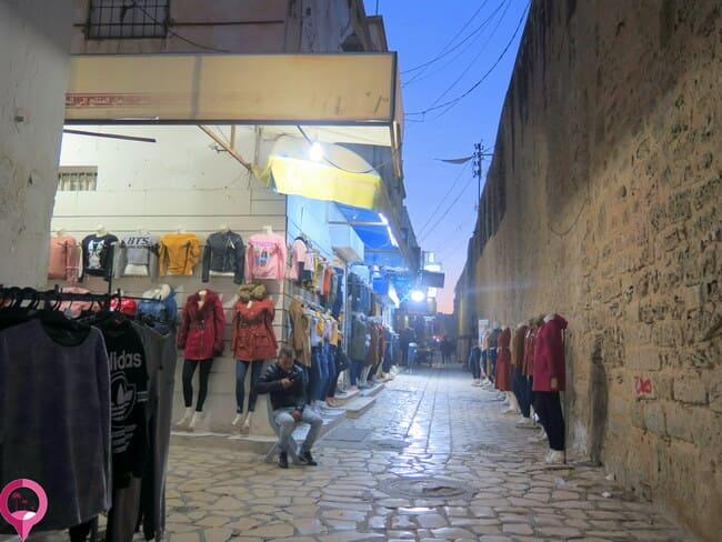 Patrimonio de la Huamnidad Túnez