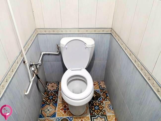 Limpieza de los baños en Túnez