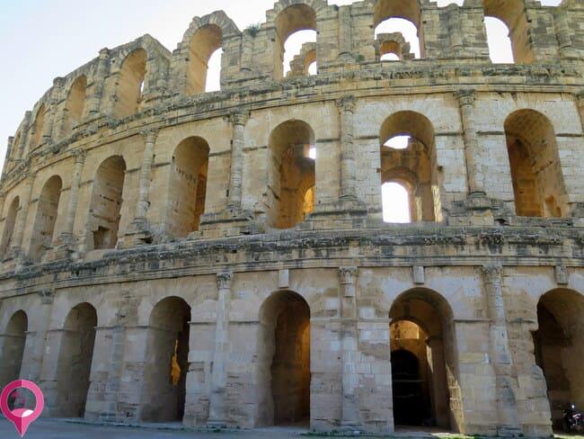Anfiteatro Romano más grande de África
