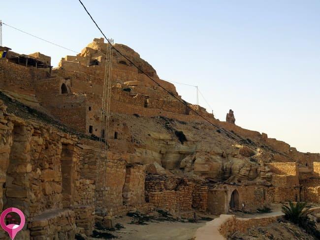 Arquitectura amazige en Túnez