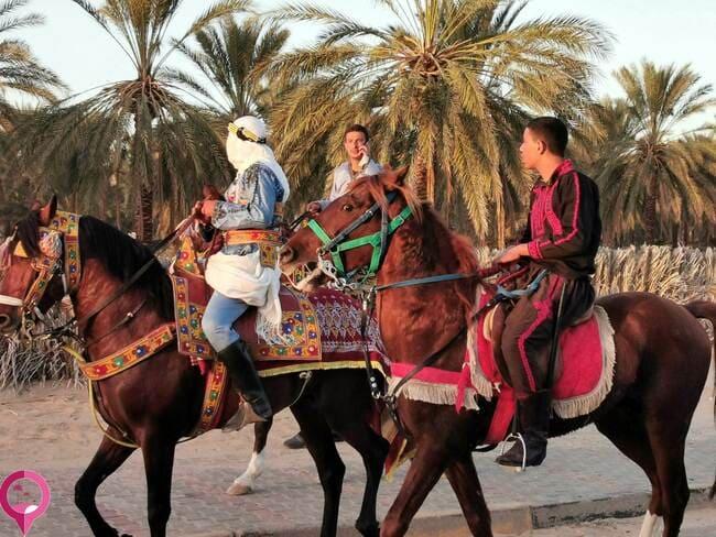 The Sahara Internactional Festival of Douz