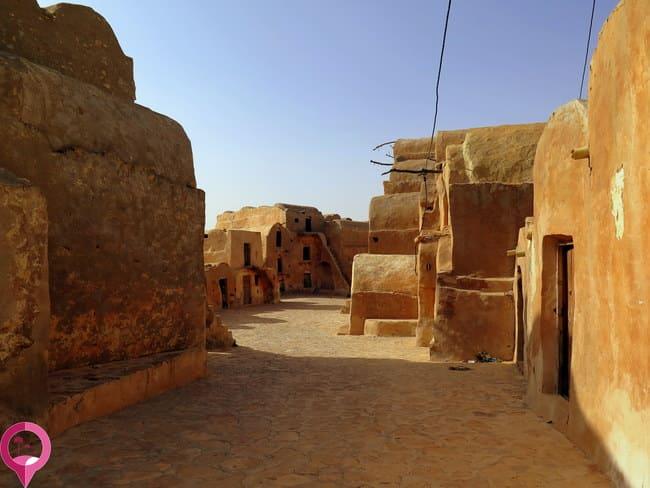 Ksour Tunisia