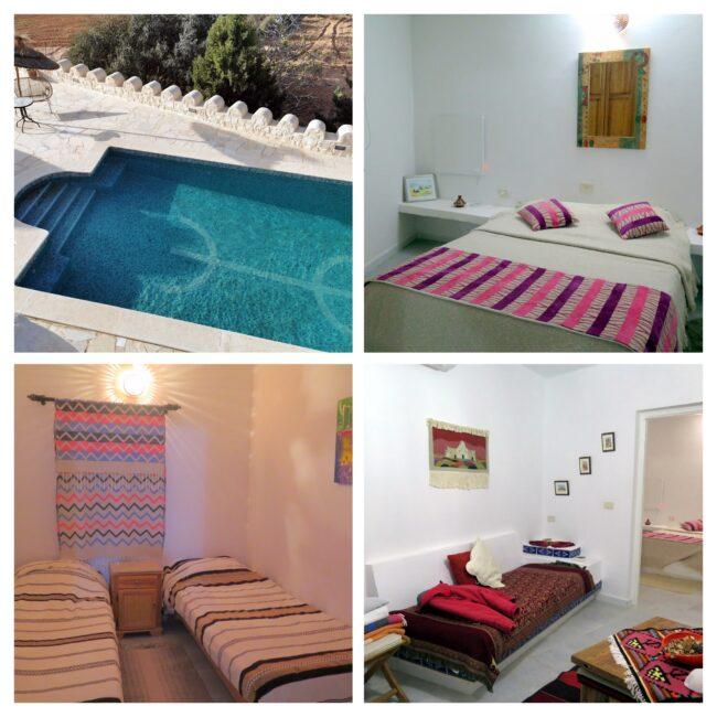 Alojamiento en Túnez