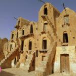 Los ksour del sur de Túnez
