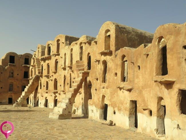 Ruta de los ksour en Túnez El Mundo con Ella