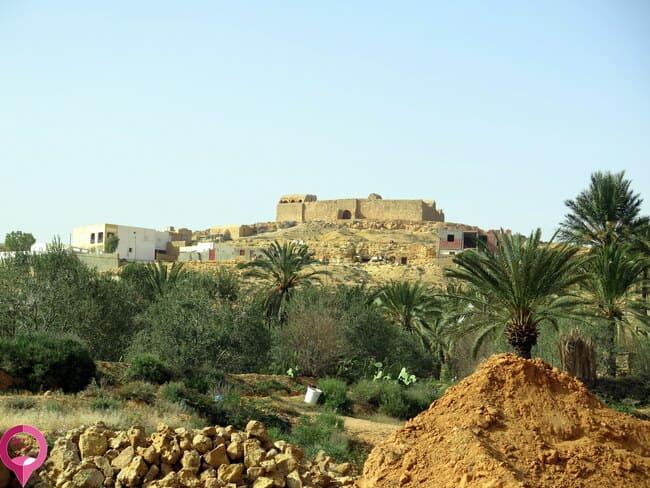 Ruta de los ksour en el Sur de Túnez