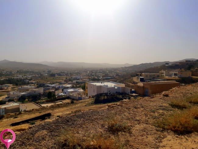 Hamada al Sur de Túnez