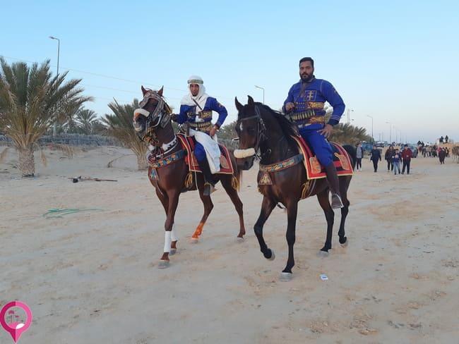 Festivales de Túnez