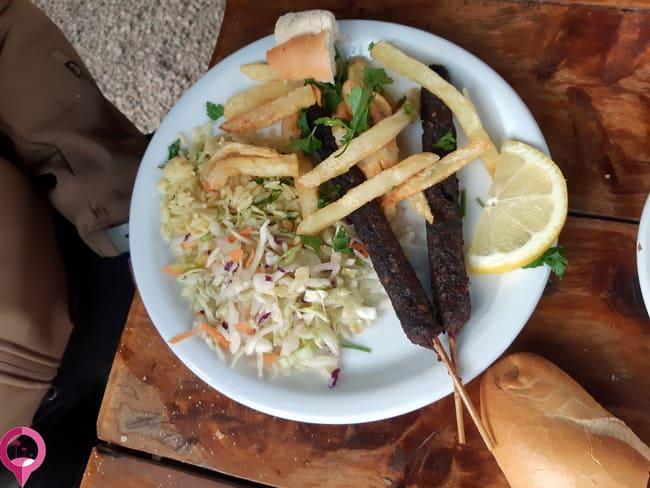 Gastronomía Túnez