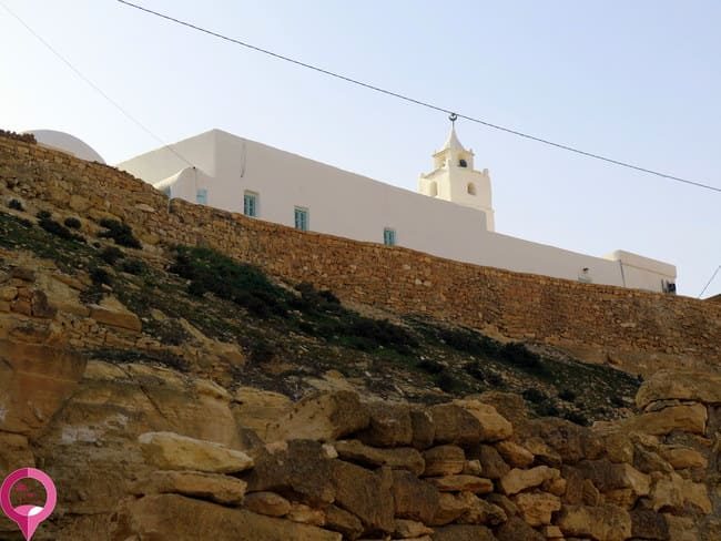 Principales pueblos de montaña en Túnez