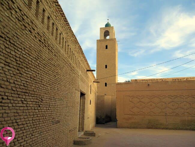 Qué ver en la Medina de Tozeur