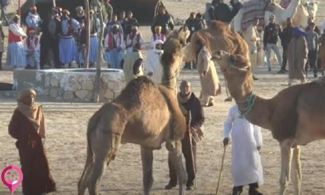 Tribus del desierto al sur de Túnez