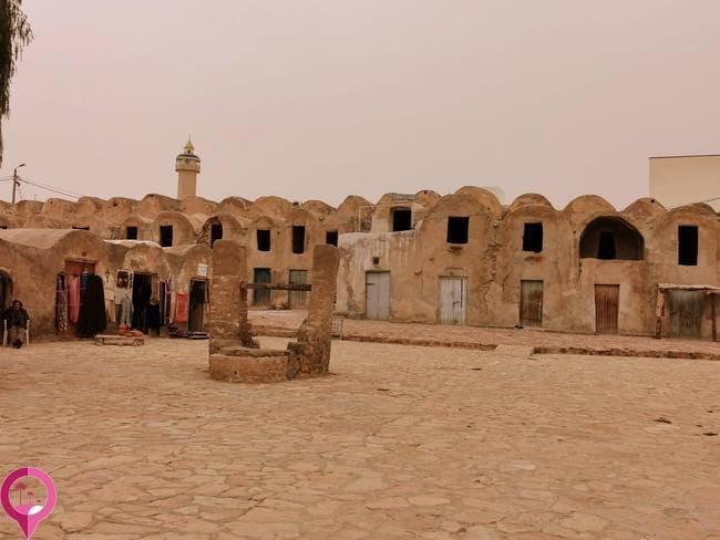 Escenarios del cine en Túnez