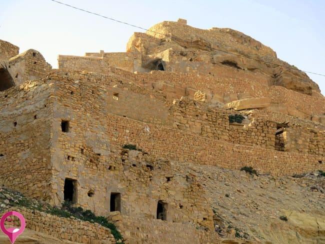 Ksour fortificados