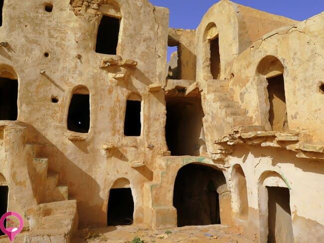 Lista indicativa Patrimonio UNESCO Túnez