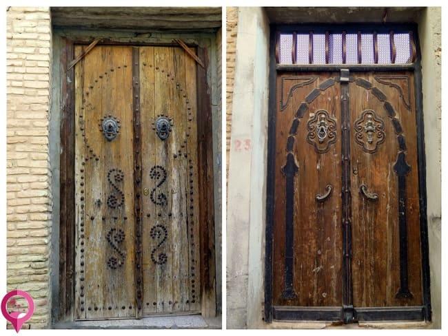 Bellas imágenes de la Medina de Tozeur
