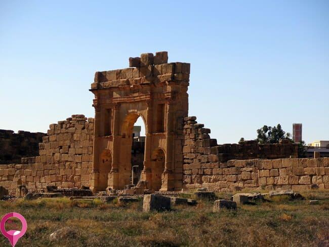 Ciudades romanas de África