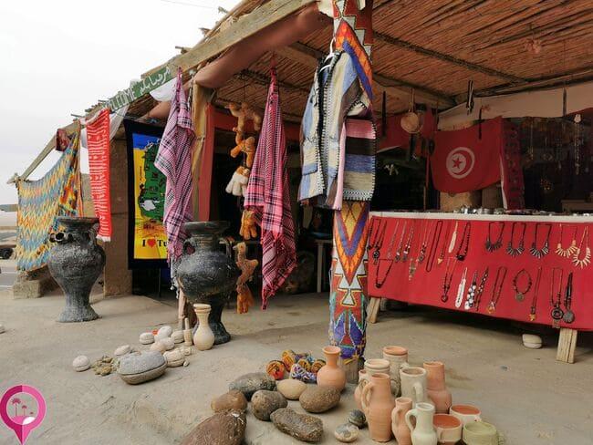 Qué souvenirs se pueden comprar en Túnez