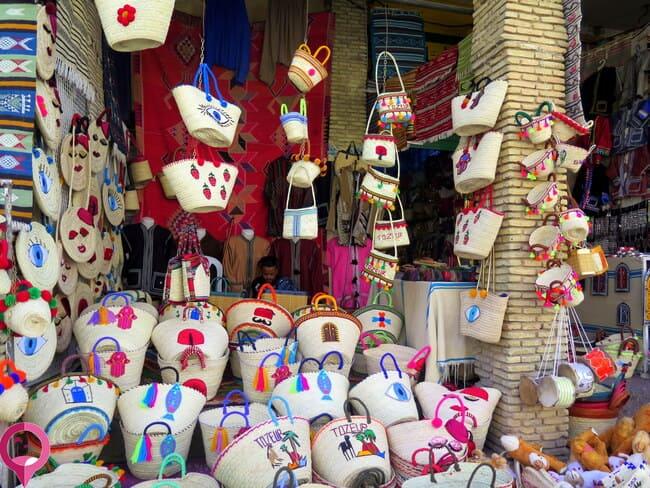 Compras en Túnez