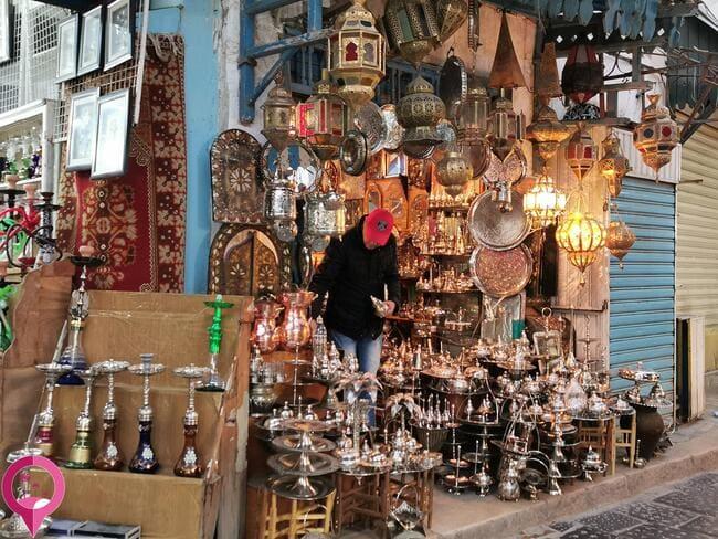 Túnez de Compras