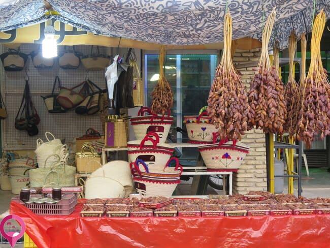 Sitios para ir de compras en Túnez