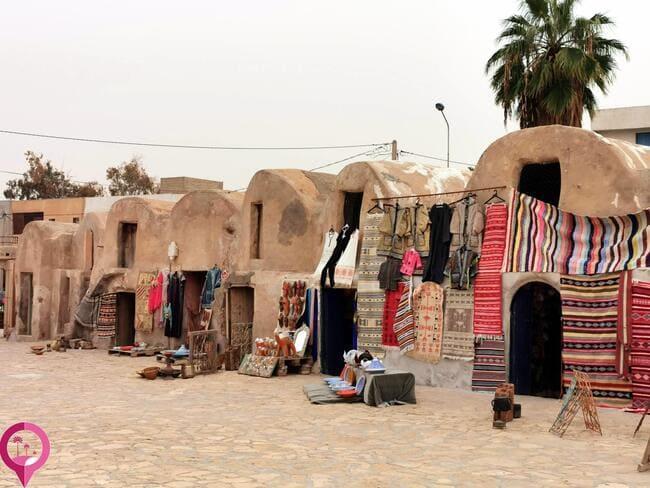 Artículos típicos de Túnez