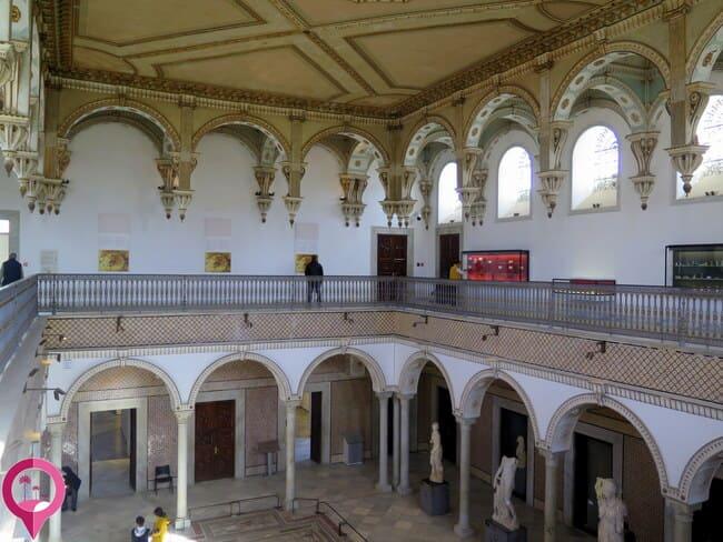 Uno de los museos más grandes del Mediterráneo